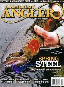 American Angler, American Angler Magazine, Fly Tyer -