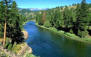 The Clark Fork of the Columbia is Montana's largest river